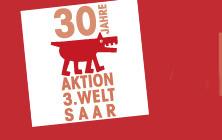 Logo der Aktion 3. Welt Saar